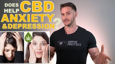 Does CBD Help Anxiety and Depression? How CBD by Makes You Feel Good Naturally Thomas DeLauer