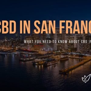 CBD San Francisco | Buy CBD Oil in San Francisco | Best CBD Oil San Francisco | Verlota Inc
