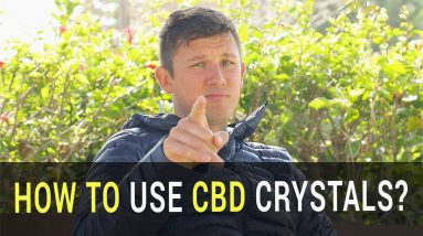 How To Use Endoca CBD Crystals?