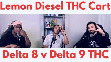 Lemon Diesel Delta 8 THC from Hii Stick