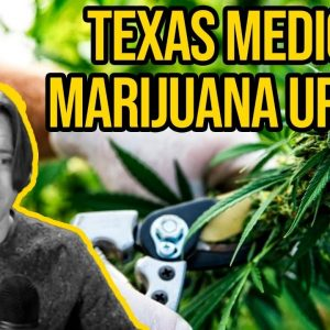 Texas Medical Cannabis Update - Review of pending medical marijuana bills in TX legislature