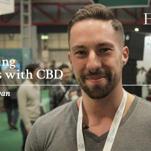 Bodybuilder Kieran Kevan Credits CBD With Recovery | The Extract