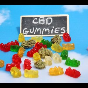 CBD Gummies For Sleep Amazon (True REVIEW!)