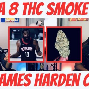 Delta-8 THC Flower Sunday Smoke Session - James Harden Leaving Houston?