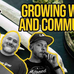 Growing Cannabis with Cannabis Lifestyle TV | Cannabis Creators