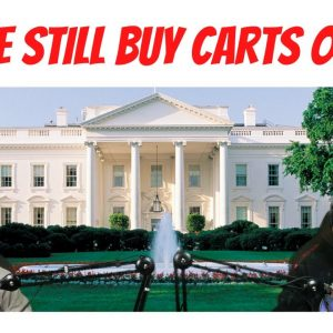 Did The Government Ban USPS From Shipping Cartridges? At The White House
