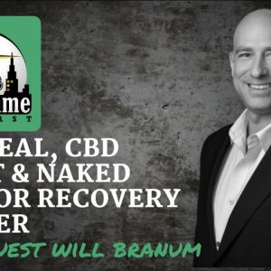 Navy Seal, CBD EXPERT and Naked Warrior Recovery Founder William Branum on The A Game Podcast
