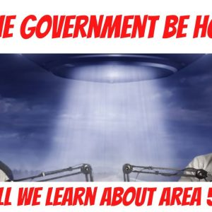 Is The Government Going to Release Information About Aliens? When are we Getting Stimulus Checks?