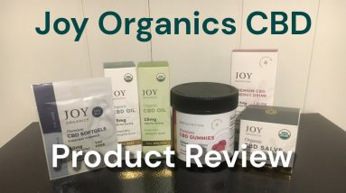 Full Joy Organics CBD Review - Products, Quality, Testing and Coupon Codes!