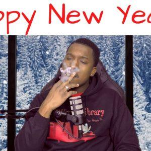 Happy New Year Delta 8 Smoke Sesh 🤙🏾