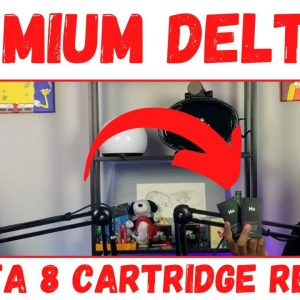 ❗️Some of The Best Delta 8 Cartridges We've Tried❗️ from Hii Stick