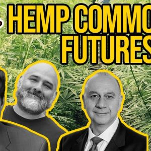 Hemp Commodity Futures