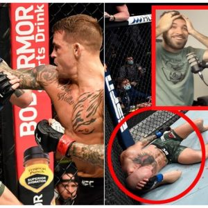 Is Conor McGregor Done? Dustin Poirier LIVE KNOCKOUT REACTION 👊🏼