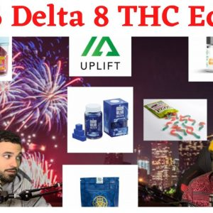 Our TOP 6 Delta-8 THC Edibles of 2020