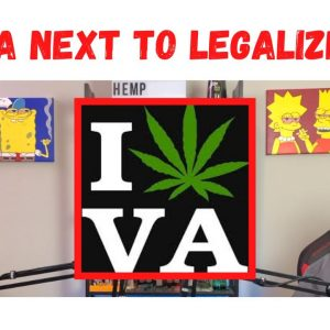 Virginia Next to Legalize Weed!