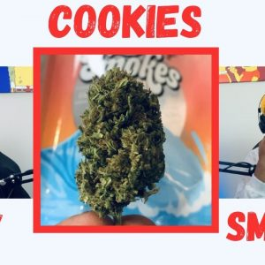 We Smoke POTENT Cookies Flower from Bay Smokes