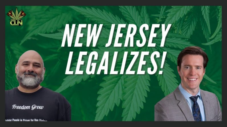 New Jersey Legalizes Marijuana   Murphy Signs N.J. Legal Weed Bills   New Jersey Weed