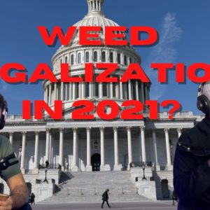 Democratic Senate Intending To Legalize Weed in 2021?!