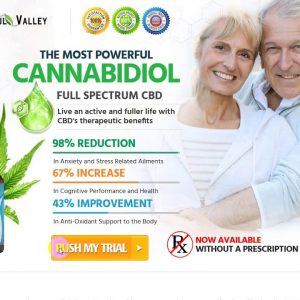 CannaFul Valley CBD Oil Reviews (HOAX Or LEGIT): Where To Buy CannaFul Valley CBD Hemp Oil In US?