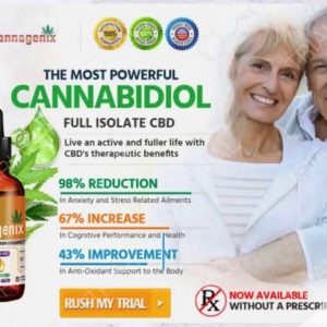 Cannagenix CBD:- 100% Natural, Uses, Benefits, Ingredients & Buy!