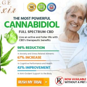 Sage Elixir CBD Oil: Reviews, 2021 Full Spectrum, Benefits, Price & Buy!