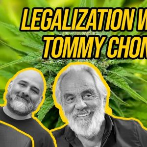 Tommy Chong on Legalization, the DEA, and the Evolution of Weed