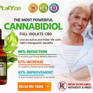 Vytalyze CBD Oil:- Reviews, Joint Pain Relief, Ingredients & Where To Buy?