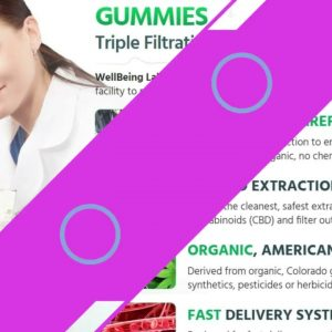 Well Being CBD Gummies : Free Trial Available? Results, Price, Buy