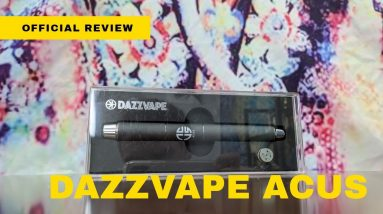Dazzvape ACUS Official Review