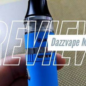 Dazzvape Melter official review