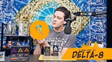 Delta-8 THC review | Delta Effex Pod System Breakdown