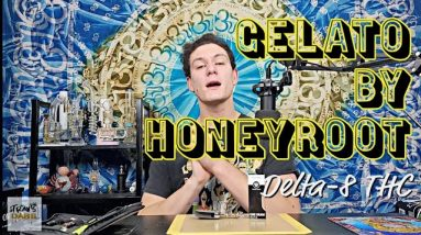 Delta-8 THC review | Gelato by Honeyroot