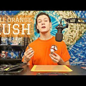 Delta-8 THC review | Savage Brands Effex Cali Orange Kush