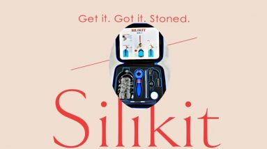 Don't be Sili! | Silikit combo dabbing/smoking all-in-one case
