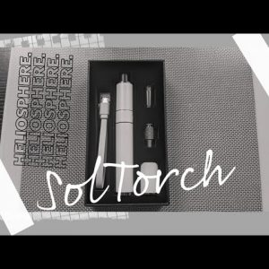Heliosphere SolTorch Dab Pen review
