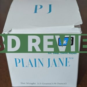 Plain Jane CBD review | Rogue