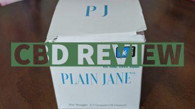 Plain Jane CBD review   Rogue