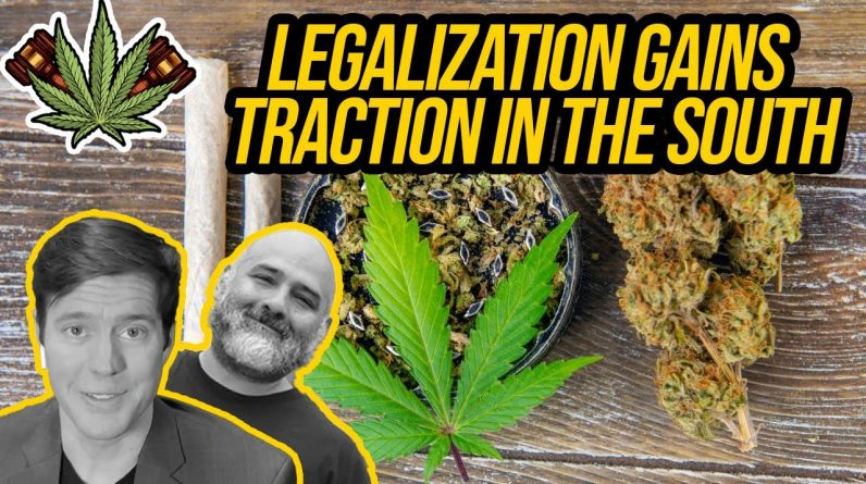 Southern States Cannabis Legalization News