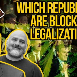Five States Where Republicans Are Trying to Block Marijuana Legalization