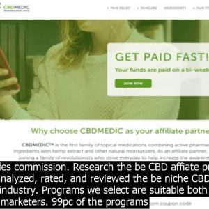 Affiate programs cbd   the cbd affiate programs pay high commissions and have a lucrativ