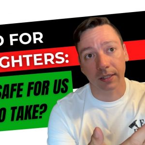 CBD for firefighters