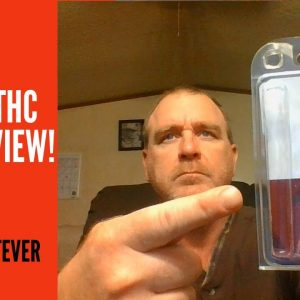 Guava Delta 8 THC Cart Review: The Whatever Guy Visits Chill Plus!