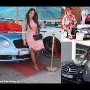 Diamond platnumz surprise Zari Hassan with new Bentley | IMAX CBD on auction