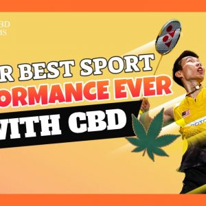 All about CBD cream for athletes - the benefits of CBD cream for muscle soreness