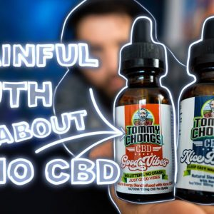 Tommy Chong's CBD review, lab tests, & the truth about Nano CBD
