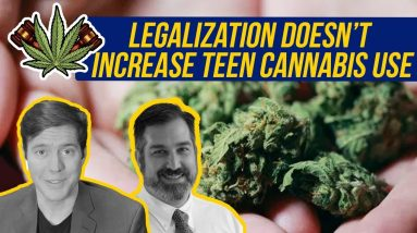 Federal Report Finds No Increase In Teen Cannabis Use After Legalization