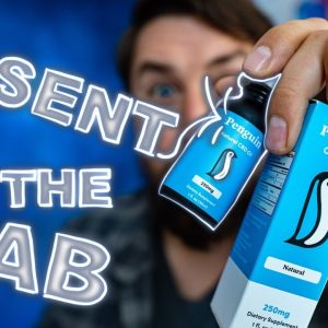 Is Penguin CBD REAL? See the new LAB TESTS and CBD review.