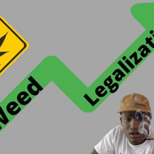 Support For Weed Decriminalization Is Steady Increasing