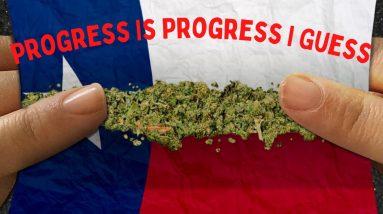 "Texas ""Expansion"" of Medical Marijuana"