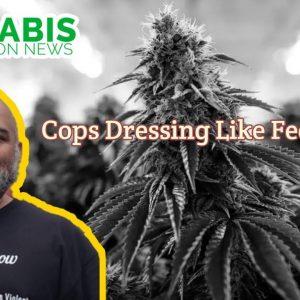 Cops Dressing Up Like FedEx Drivers
